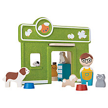 Buy Plan Toys Pet Care Play Set Online at johnlewis.com