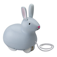 Buy Kid O Pull & Hop Bunny Pull Along Toy Online at johnlewis.com