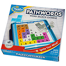 Buy Paul Lamond Pathwords Word Search Extreme Online at johnlewis.com