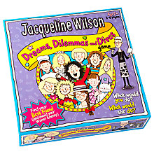 Buy Jacqueline Wilson Dreams, Dilemmas and Divas Game Online at johnlewis.com