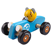 Buy Plan Toys Cheetah Race Car Online at johnlewis.com
