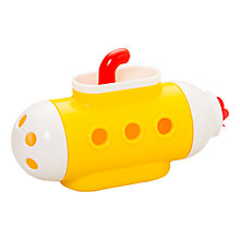 Buy Kid O Pour & Spin Submarine Bath Toy Online at johnlewis.com