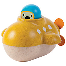 Buy Plan Toys Submarine Online at johnlewis.com