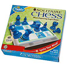 Buy Paul Lamond Solitaire Chess Game Online at johnlewis.com