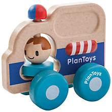 Buy Plan Toys Rescue Car Online at johnlewis.com