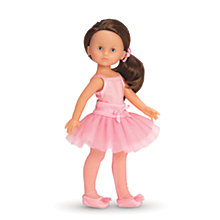 Buy Corolle Chloe Ballerina Doll Online at johnlewis.com