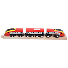 Buy Bigjigs Virgin Trains Pendolino Online at johnlewis.com
