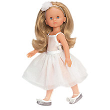 Buy Corolle Camille Ballerina Doll Online at johnlewis.com