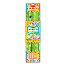 Buy Eeboo Pipe Cleaners, Green, Set of 36 Online at johnlewis.com
