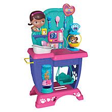 Buy Disney Doc McStuffins Vets 'N' Pets Care Centre Play Set Online at johnlewis.com