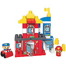 Buy Mega Bloks First Builders Rescue Squad Online at johnlewis.com