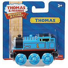 Buy Fisher-Price Thomas & Friends Wooden Railway, Thomas Online at johnlewis.com