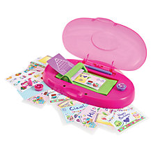 Buy Shopkins Cool Cardz Maker Set Online at johnlewis.com