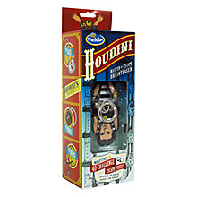 Buy Paul Lamond Houdini Brainteaser Game Online at johnlewis.com