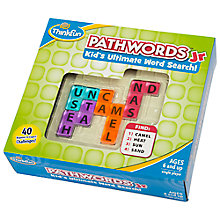 Buy Paul Lamond Games Pathwords Jr. Game Online at johnlewis.com