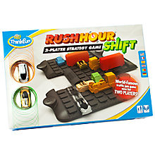 Buy ThinkFun Rush Hour Shift Strategy Game Online at johnlewis.com