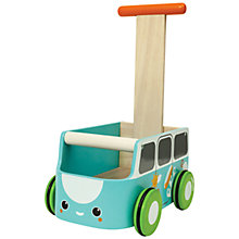 Buy Plan Toys Van Walker, Blue Online at johnlewis.com