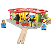 Buy Bigjigs Five Way Engine Set Online at johnlewis.com
