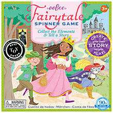 Buy Eeboo Fairytale Spinner Game Online at johnlewis.com
