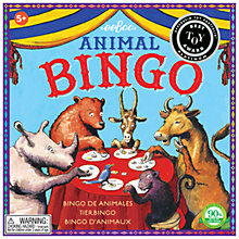 Buy Eeboo Animal Bingo Game Online at johnlewis.com