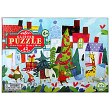 Buy Eeboo Glitter Jigsaw Puzzle Online at johnlewis.com