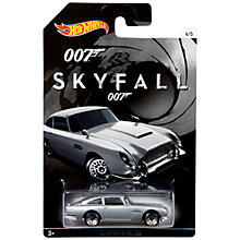 Buy James Bond Hot Wheels Series, Assorted Online at johnlewis.com