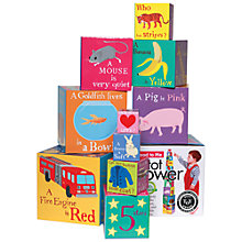 Buy Eeboo Read-To-Me Tot Tower Online at johnlewis.com
