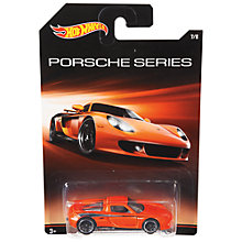Buy Hot Wheels Porsche Series Toy Car, Assorted Online at johnlewis.com