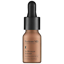 Buy Perricone No Bronzer Bronzer, 10ml Online at johnlewis.com