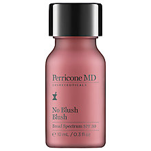 Buy Perricone MD No Blush Blush, 10ml Online at johnlewis.com