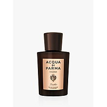 Buy Acqua di Parma Colonia Leather eau de Cologne, 180ml Online at johnlewis.com