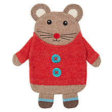 Buy Aroma Home Knitted Mouse Hottie Online at johnlewis.com