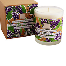 Buy Cole & Co Lavender, Spearmint and Rosemary Scented Candle Online at johnlewis.com