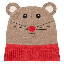 Buy Aroma Home Knitted Mouse Hat Online at johnlewis.com