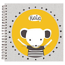 Buy Cathryn Weatherhead Mouse Sketch Book Online at johnlewis.com