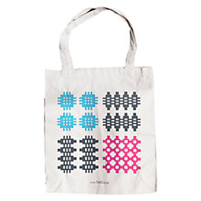 Buy Seld Tapestry Print Canvas Bag Online at johnlewis.com