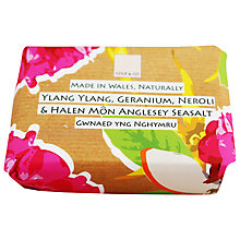 Buy Cole & Co Rose Ylang Ylang, Geranium and Neroli Soap, 80g Online at johnlewis.com