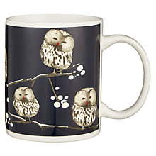 Buy Aroma Home Printed Owl Mug Online at johnlewis.com
