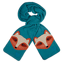 Buy Aroma Home Knitted Fox Scarf Online at johnlewis.com