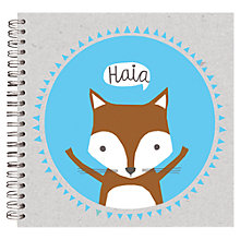 Buy Cathryn Weatherhead Fox Sketch Book Online at johnlewis.com