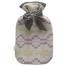 Buy Melin Tregwynt Pastel Hot Water Bottle Online at johnlewis.com