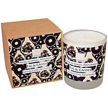 Buy Cole & Co Fig and Cassis Scented Candle Online at johnlewis.com