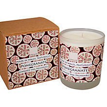 Buy Cole & Co Pomegranate Scented Candle Online at johnlewis.com