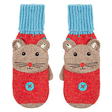 Buy Aroma Home Knitted Mouse Mittens Online at johnlewis.com