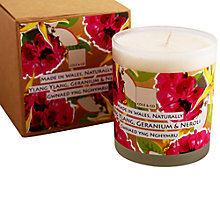 Buy Cole & Co Ylang Ylang, Geranium and Neroli Scented Candle Online at johnlewis.com