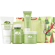 Buy Origins 'Your Perfect World' Skincare Gift Set Online at johnlewis.com