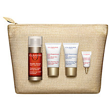 Buy Clarins Double Serum 30ml Expert Age Control Collection Online at johnlewis.com