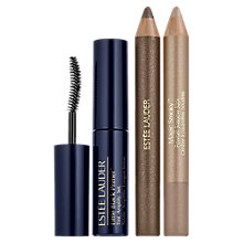 Buy Estée Lauder Magic Smoky Eye Kit, Slow Burn/Gold Online at johnlewis.com