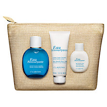 Buy Clarins Eau Ressourçante Pure Pleasures Collection Online at johnlewis.com