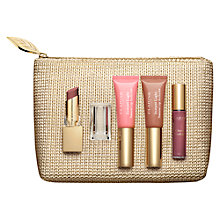 Buy Clarins Lip Colour 'All About Lips' Makeup Gift Set Online at johnlewis.com